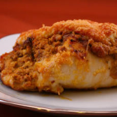 Goat Cheese Stuffed Chicken Breast Recipe Baked