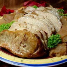 Pot Roast Loin of Pork