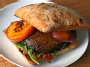 Dinner Tonight  Grilled Portobello and Peach Sandwich Serious Eats 45777 6676 Recipe