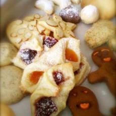Lekvar Cookies Hungarian