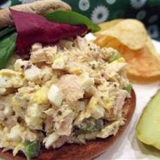 Tuna Fish Sandwich Recipe on Tuna Fish Sandwich No Mayonnaise Recipes   Yummly