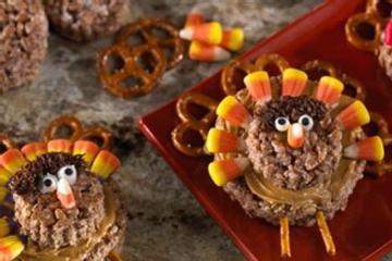 pretzel tailed turkey